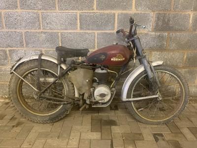 Lot 235 - 1952 Norman B2C Trials