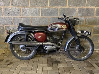 Lot 238 - 1968 BSA D14/4 Bantam Sport