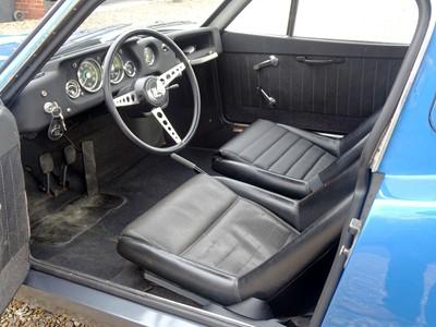 Lot 342 - 1967 Saab Sonett V4