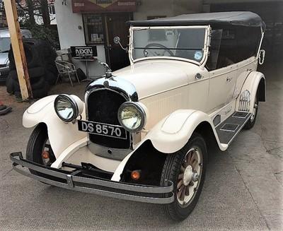Lot 309 - 1926 Chrysler Series 58 Tourer