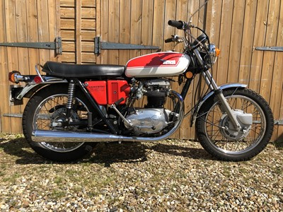 Lot 239-1970 BSA A65 Lightning