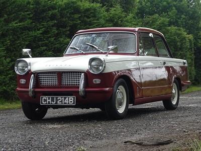 Lot 302-1964 Triumph Herald 1200