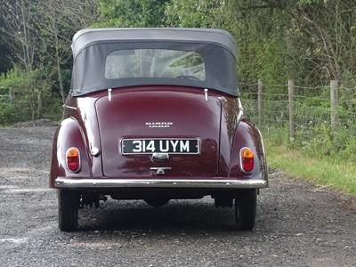 Lot 321-1960 Morris Minor 1000 Tourer