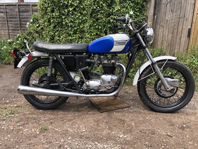 Lot 247 - 1971 Triumph T120R Bonneville