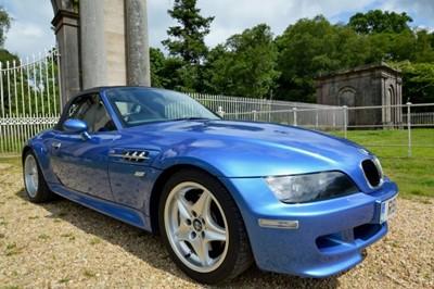 Lot 313 - 1998 BMW Z3M
