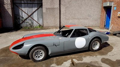 Lot 312 - c.1969 Marcos GT Racecar