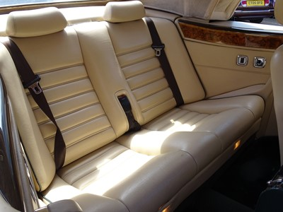 Lot 357 - 1995 Bentley Azure