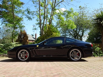 Lot 347 - 2003 Ferrari 575M Maranello F1 'Fiorano'