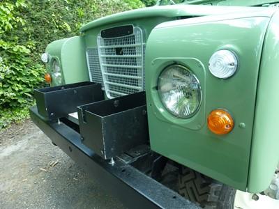 Lot 349 - 1962 Land Rover 109 Series IIA Motor Caravan
