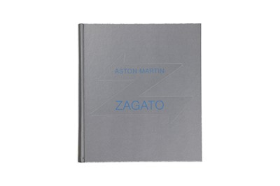 Lot 100.-Aston Martin Zagato by Stephen Archer and Simon Harries, Published by Palawan Press