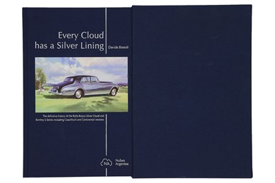 Lot 108-Every Cloud has a Silver Lining by Davide Bassoli
