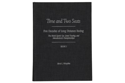 Lot 123-Time and Two Seats by Janos Wimpffen