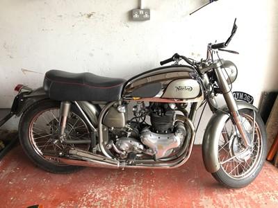 Lot 253 - 1954 Norton Dominator 88