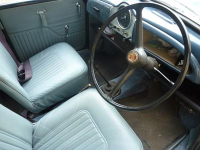 Lot -1969 Morris Minor 1000