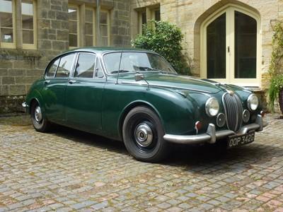 Lot 305 - 1968 Jaguar 340