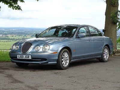 Lot 311 - 2002 Jaguar S-Type 3.0 V6