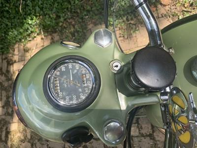 Lot 210 - 1955 BSA A7 Shooting Star