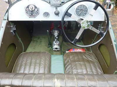 Lot 346 - 1932 MG J2