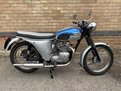Lot 221 - 1962 Triumph T100SS Tiger