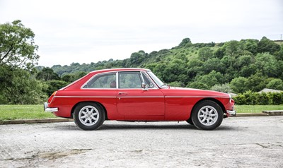 Lot 309 - 1971 MG B GT