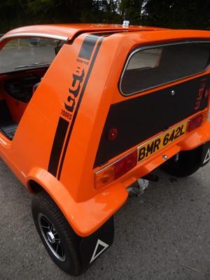 Lot 304 - 1972 Bond Bug 700ES