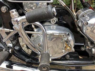Lot 203 - 1957 Norton Dominator 88 Café Racer