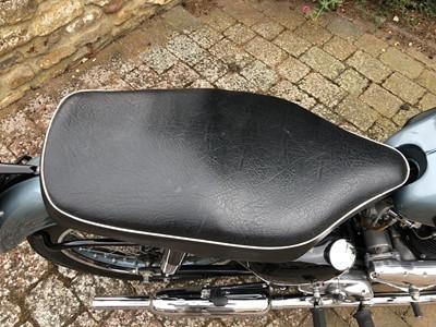 Lot 205 - 1955 Triumph T110 Tiger
