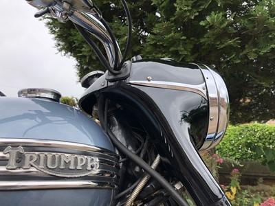 Lot 206 - 1954 Triumph T100 Tiger