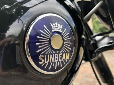 Lot 204 - 1951 Sunbeam S8
