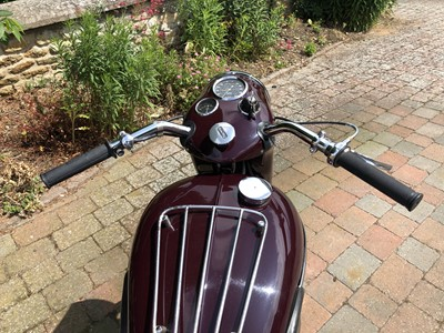 Lot 207 - 1955 Triumph 5T Speed Twin