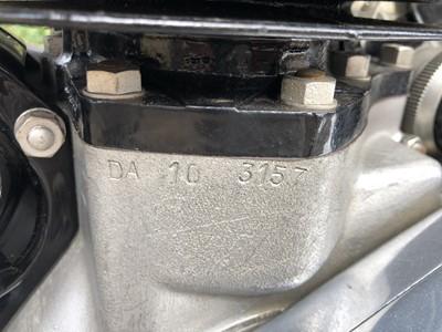 Lot 208 - 1958 BSA A10 Golden Flash