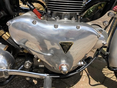 Lot 233 - 1952 Triumph TR5 Trophy Evocation