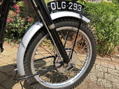 Lot 234 - 1951 Triumph TR5 Trophy