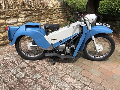 Lot 236 - 1968 Velocette LE
