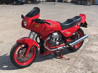 Lot 237 - 1994 Moto Guzzi 1000 Le Mans V Ultima Edizione