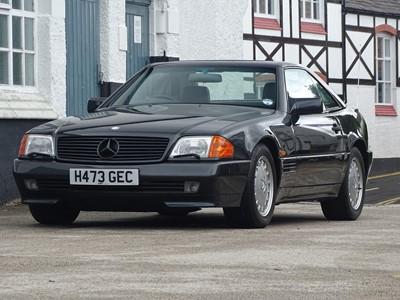 Lot 362 - 1991 Mercedes-Benz SL 500