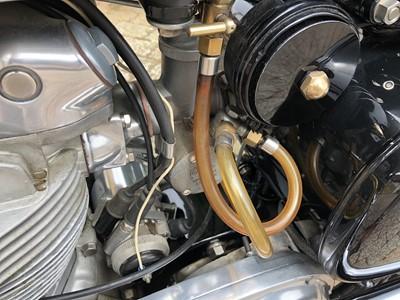 Lot 260 - 1958 Triumph TR6 Trophy