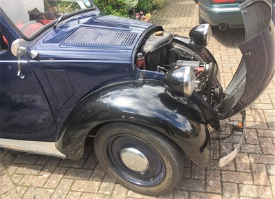 Lot 340 - 1937 Fiat 500 Topolino