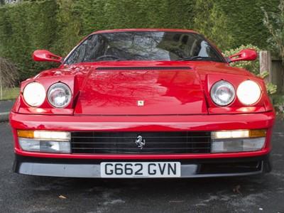 Lot 357 - 1990 Ferrari Testarossa