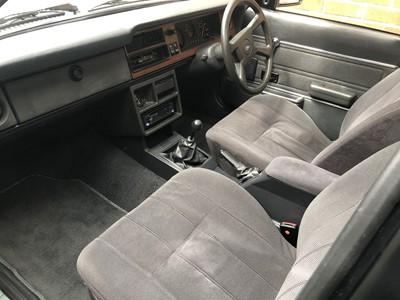 Lot 361 - 1981 Ford Cortina 2.0 GL Estate