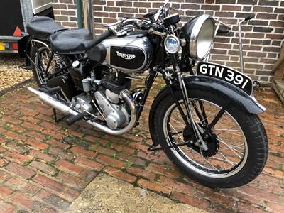 Lot 239 - 1938 Triumph 3S