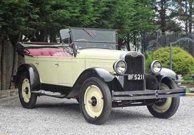 Lot 329 - 1928 Chevrolet National Tourer