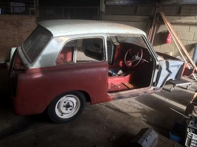 Lot 306 - 1964 Austin A40 Saloon