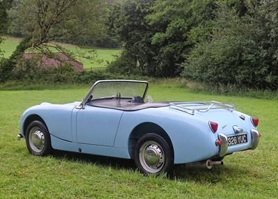 Lot 317 - 1959 Austin-Healey 'Frogeye' Sprite
