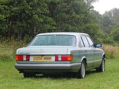 Lot 322 - 1987 Mercedes-Benz 560 SEL