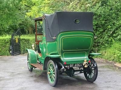 Lot 332 - 1909 Renault Type AZ 12/16hp Landaulette