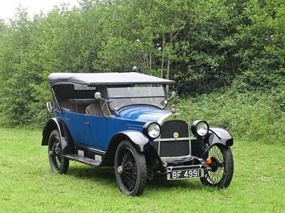 Lot 335 - 1923 Willys Knight Model 64 Tourer