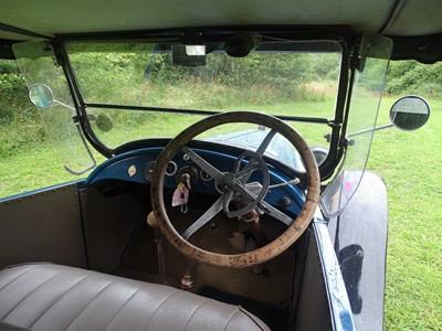 Lot 370 - 1923 Willys Knight Model 64 Tourer