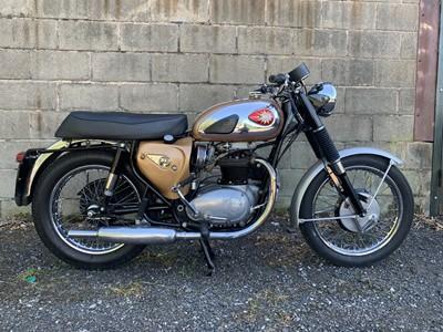 Lot 222 - 1965 BSA A65 Lightning