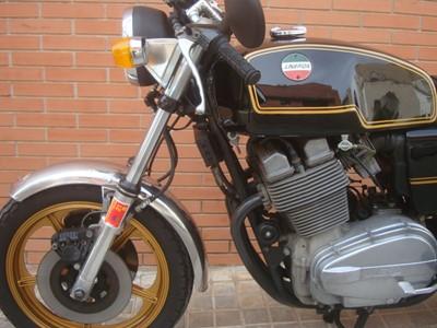Lot 248 - c.1980 Laverda 3CL